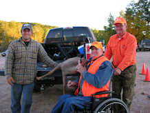 disabled hunt