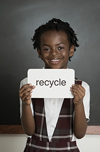 Everyone can recycle