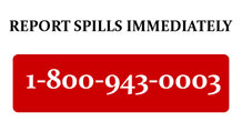 24-hour spills hotline