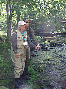 Learn to fish license waiver fishing wisconsin dnr for Wisconsin dnr fishing regulations