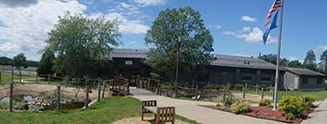 Tommy Thompson State Fish Hatchery Visitor Center