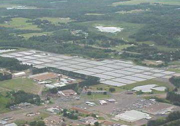 Governor thompson fish hatchery in spooner shell lake for Wisconsin fish farms