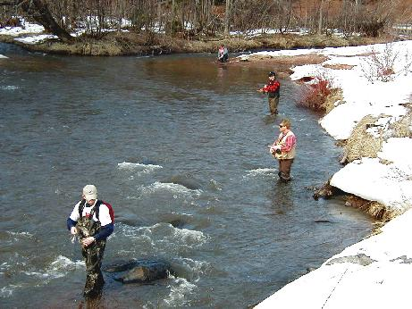 Brule river steelhead fishing report for Wisconsin river fishing report