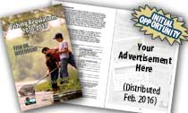 Fishing wisconsin advertising in fishing regulations for How much is a wisconsin fishing license