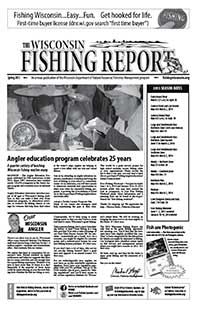 Wisconsin fishing report wisconsin dnr for Wisconsin dnr fishing report