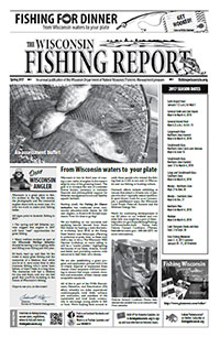 Wisconsin fishing report wisconsin dnr for Wisconsin dnr fishing license online