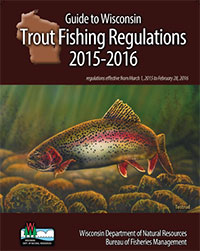 2015-2016 Trout Fishing Regulations