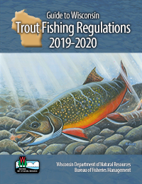 Trout Fishing Regulations, 2019-2020