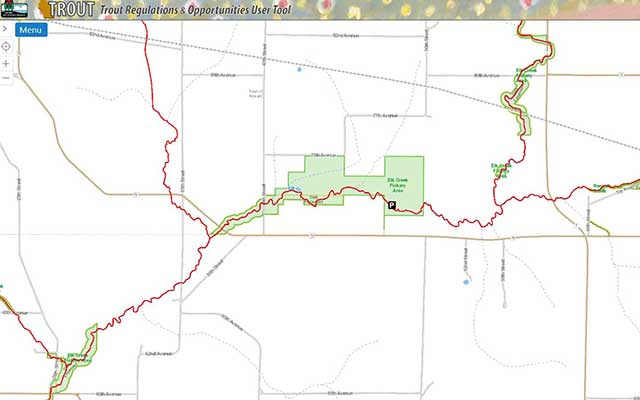 Wi dnr public land map my blog for Wisconsin dnr fishing regulations