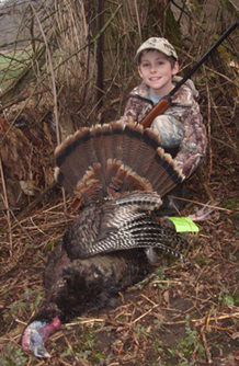 turkey hunter