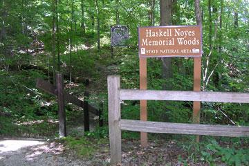 Haskell Noyes Woods