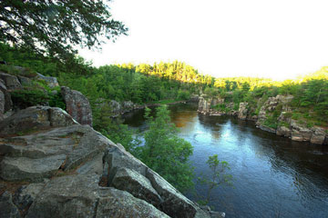 Dalles Of The St. Croix River
