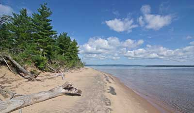 Apostle Islands Sandscapes