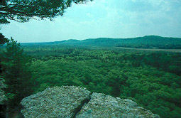 View from Lone Rock
