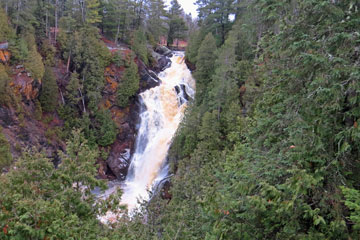 Big Manitou Falls and Gorge