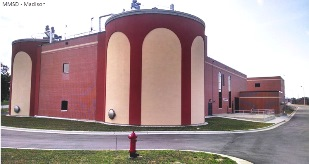 Madison Wastewater Treatment Plant