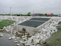 large storm sewer