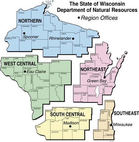 Central Valley Region Natural Resources