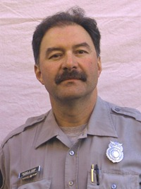 Warden Michael Young