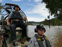 Wardens respond to Vernon County flooding which killed 2,