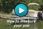 How to measure your pier