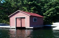 Boathouse repair