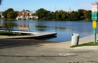 Boat ramps (landings)
