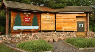 Clam Lake Exhibit
