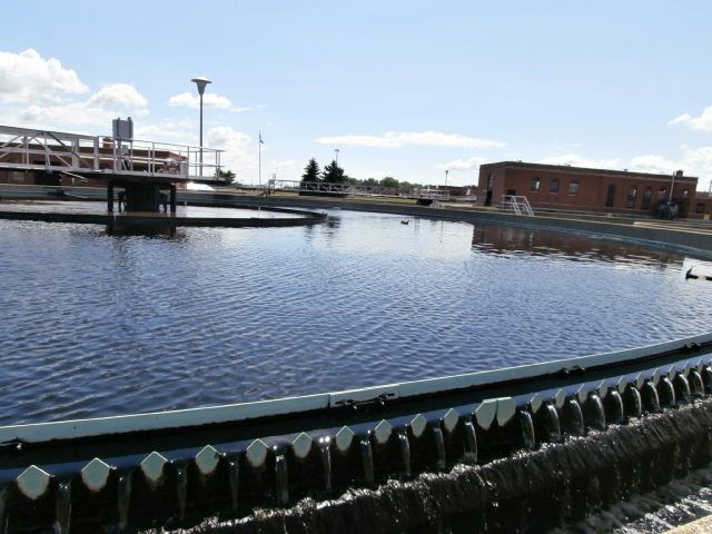 Wastewater Treatment Facility, WDNR